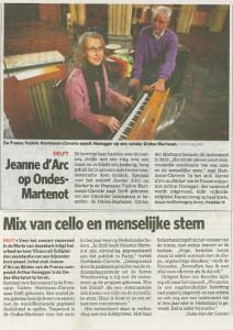 algemeen_dagblad_concert_jeanne_darc_nov_2009